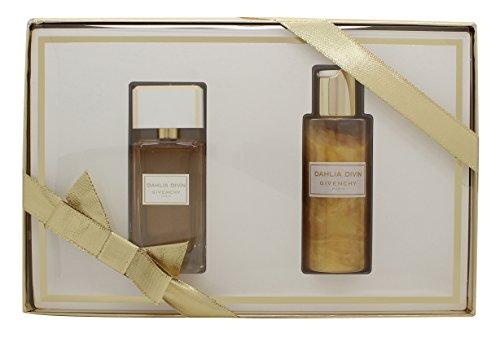 Givenchy Dahlia Divin Gift Set 1.0oz (30ml) EDP + 3.4oz (100ml) Body Lotion