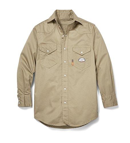 rasco-fire-retardant-khaki-shirt-fr-western-with-snaps-75-oz-large-reg