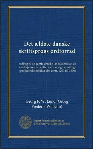 dansk sønderjysk ordbog