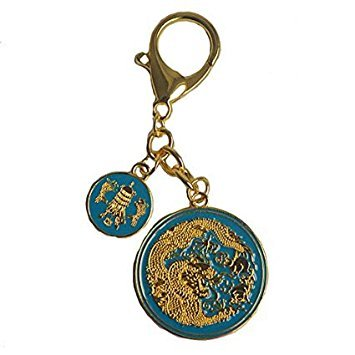 chinese Feng Shui : Victory-enhancing Talisman Key --Chain bring out all your professional qualities