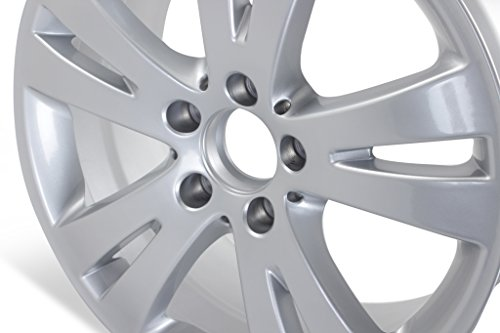 New 17'' x 7.5'' Alloy Replacement Wheel for Mercedes C300 C350 2008 2009 2010 2011 Rim 65524 by Wheelership (Image #3)