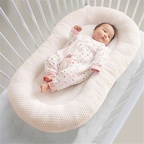 WJQ Berceau portatif pour bébé, Facile à Transporter et à Ranger en Un Seul pli