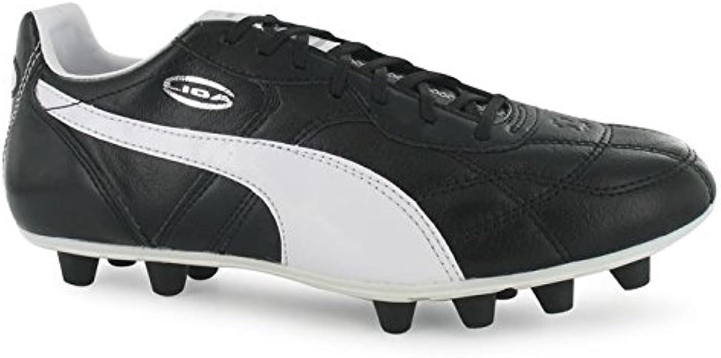 3168a6519c64 Mens Puma Liga Classic FG Football Boots (UK 8 / EU 42 ): Amazon.co.uk:  Clothing