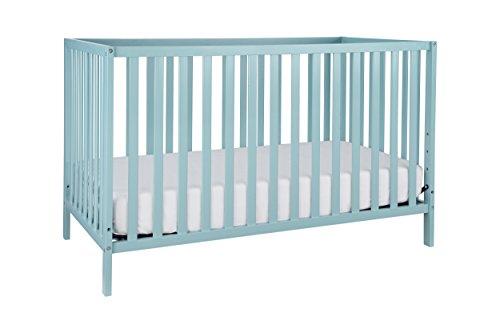 Union 2-in-1 Convertible Crib, Lagoon (Convertible Crib Bar)
