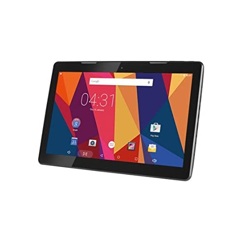 chollos oferta descuentos barato Hannspree HANNSpad 133 Titan 2 16GB Negro Tablet Tableta de tamaño Completo Android Pizarra Android Negro Ión de Litio