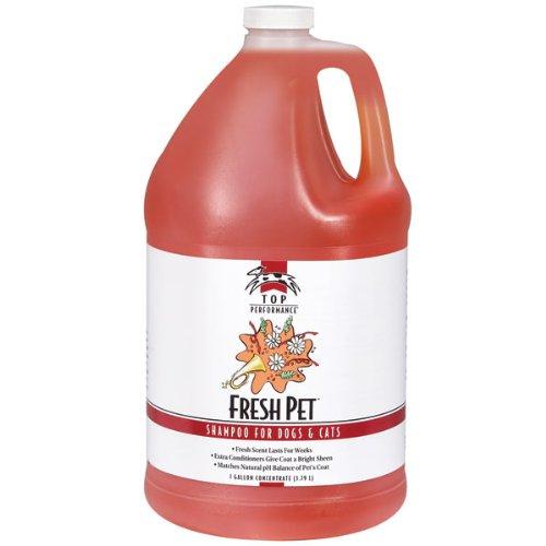 Top Performance Fresh Pet Shampoo, 1-Gallon, My Pet Supplies