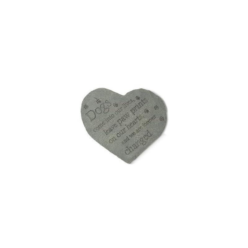 dog supplies online dog speak heart dog memory stone- by
