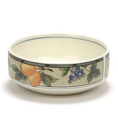 Garden Harvest by Mikasa, Stoneware Fruit Bowl ()
