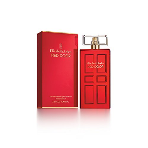 Red For Women Perfume (Elizabeth Arden Red Door Naturel Eau De Toilette Spray, 1 oz.)