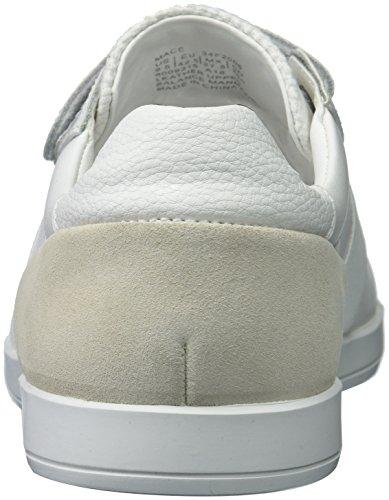 Calvin Klein Mens Mace Sneaker Bianco