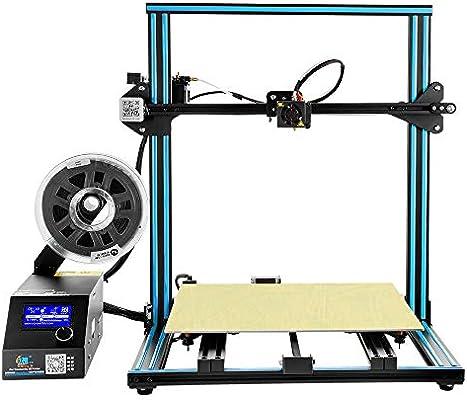 3D CR-10S4 Impresora 3D Prusa I3 DIY Kit de aluminio Tamaño de ...