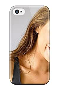 Ideal CharlesRaymondBaylor Case Cover For Iphone 4/4s(alina Vacariu Smiling), Protective Stylish Case