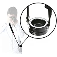 Movo Rapid Multi-Lens Changer & Swivel Strap for Canon EOS EF/EF-S Mount DSLR Camera Lenses