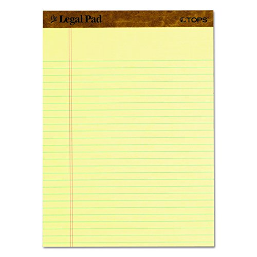 Legal Ruled Paper - 2