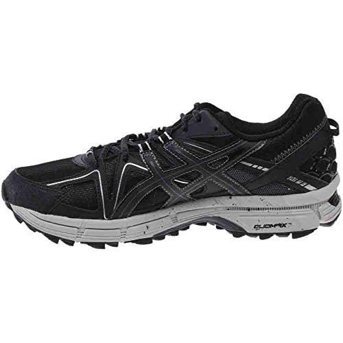 ASICS Men's Gel-Kahana 8 Trail Runner Black/Onyx/Silver 7 M US by ASICS (Image #3)