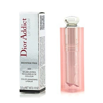 Christian Dior Lip Glow Dior Addict Color Awakening Lip Balm, 005 Lilac, 0.12 Ounce ()