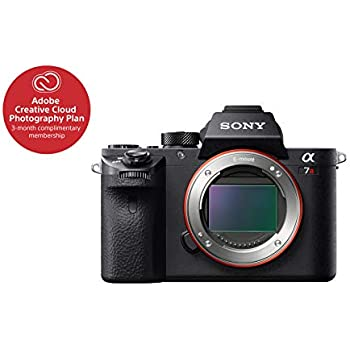 Amazon.com : Sony a7R II Full-Frame Mirrorless