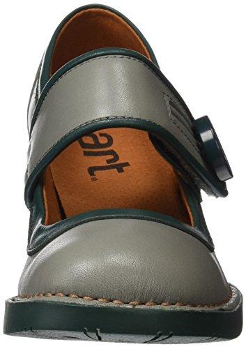 Sandalo Bristol cinturino donna alla stella Art Humo petroleo caviglia 1fq5wTxWd