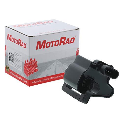 MotoRad 2IC271 Ignition Coil   Fits select Cadillac Escalade, Chevrolet Express 1500, 2500, 3500, Silverado 1500, Tahoe, GMC Savana 1500, 2500, 3500, Sierra 1500, 2500, 2500 HD, 3500, Yukon, Hummer H2