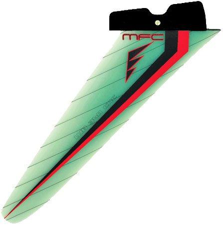 Maui Fin Weed Burner G-10 Windsurf Fin 45 Degree Tuttle 34cm