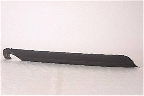 OE Replacement Chevrolet Malibu Rear Bumper Valance Panel (Partslink Number GM1195110)