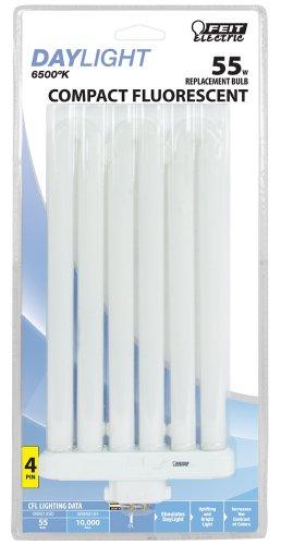 Feit BPFML55/64 55-watt 4-Pin Lamp 6400K (Fluorescent 55w)