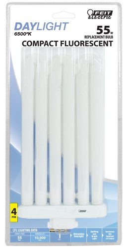 Feit BPFML55/64 55-watt 4-Pin Lamp 6400K
