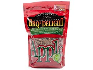 BBQ'rs Delight Wood Pellets for Pellet Grills and Smokers