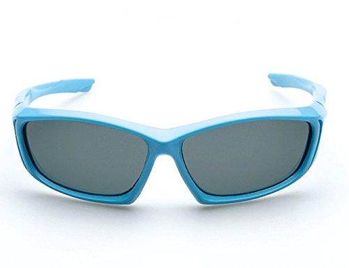 ZWX Super suave espejo móvil/Lentes polarizadas/Gafas de sol/Gafas rayos UV