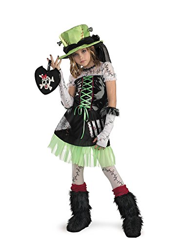 Disguise Monster Bride - Green - Size: Child L(10-12) -