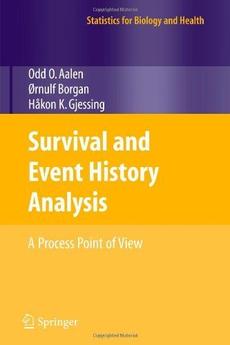 Survival & Event History Analysis by Aalen, Odd, Borgan, Ornulf, Gjessing, Hakon. (Springer,2010) [Paperback] Reprint Edition