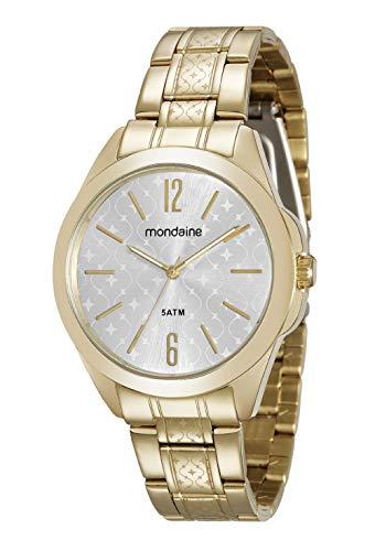 Relógio Mondaine Feminino Fashion Folhado 78708Lpmvda1