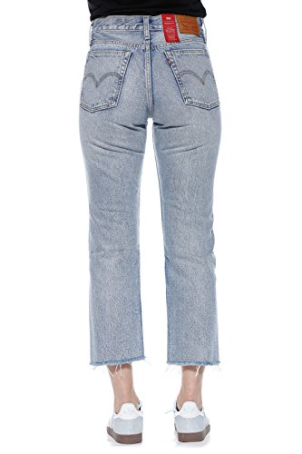 Donna Straight Levi's Wedgie Jeans Lost 0002 Inside 34964 vwvxBqtS