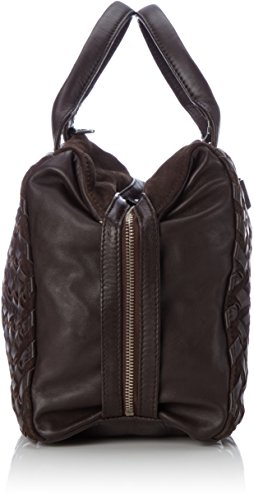 Liebeskind Berlin Jacksonvil Suewea - cartera Mujer Marrón (Eagle Brown)