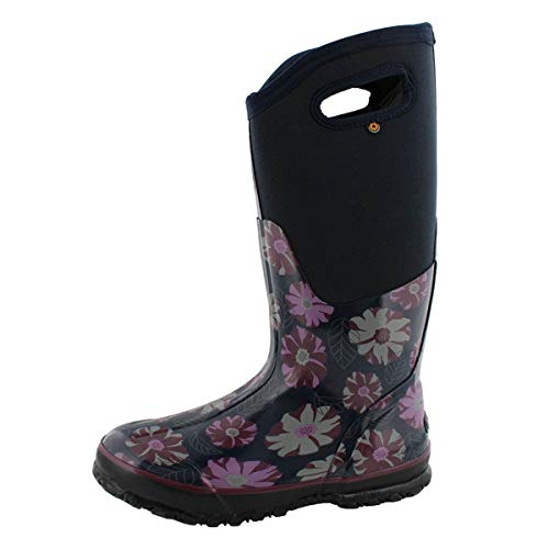 Bogs Womens Classic Printed Rubber Snow Boot