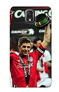 Galaxy Note 3 Rwiljw-1984-whlrpaj Steven Gerrard Liverpool 2012 Tpu Silicone Gel Case Cover For Lovers