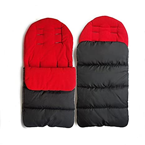 Saco de dormir para carritos de bebés, diseño cerrado: Amazon.es: Coche y moto