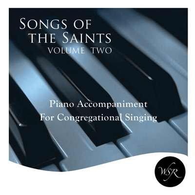 Audio CD-Songs Of The Saints V2-Piano Accompaniement ()