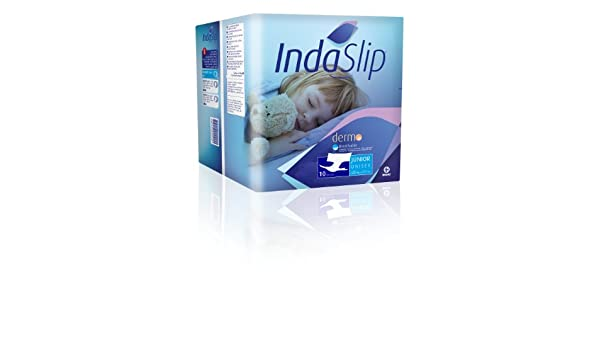 Inda Slip Plus Junior Small 10 unidades): Amazon.es: Salud y cuidado personal