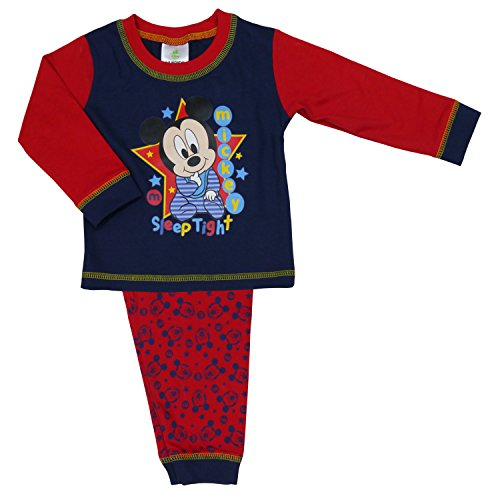 Disney Baby Mickey Mouse 'Mickey Sleep Tight' Baby - 18-24 Months / up to 92 cm