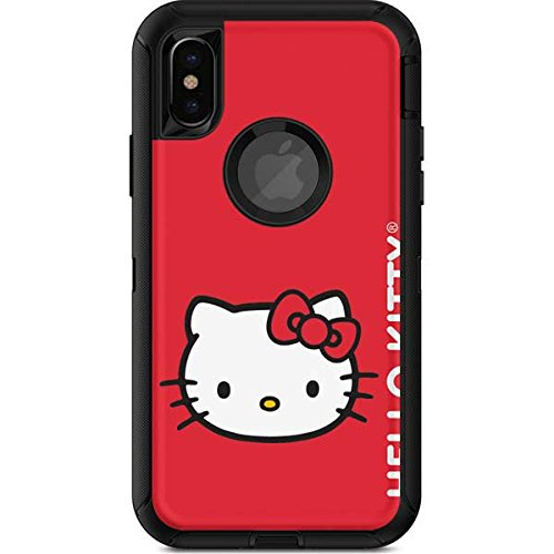ad559d645 Image Unavailable. Image not available for. Color: Skinit Hello Kitty  OtterBox Defender iPhone X Skin ...