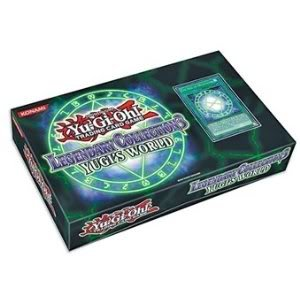 Toy / Game Rare Yugioh Legendary Collection 3 Yugi's World Box W/ The Seal Of Orichalcos (For Ages 6 Years)