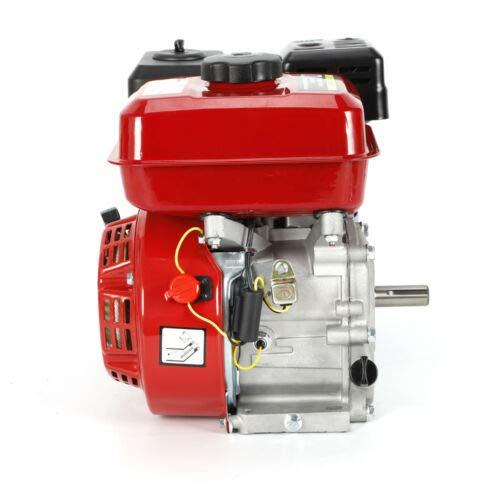 mit /Ölalarm R/ücksto/ß Benzinmotor Kraftstoffverbrauch f/ür Dreschmaschine Ersatzmotor BTdahong 4 Takt Benzinmotor 7.5 PS Motor Industriemotor Einzylinder Tankdeckel mit Gewinde Luftk/ühlung
