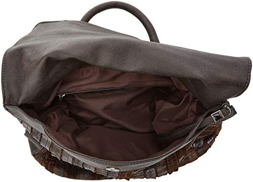 85997 Marron Women's Bag Shoulder XTI Brown RxSwPqFF1