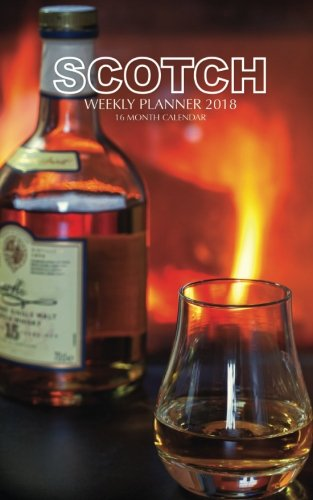 Scotch Weekly Planner 2018: 16 Month Calendar