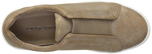 Donald J Pliner Dames Charley-t8 Sneaker Licht Taupe