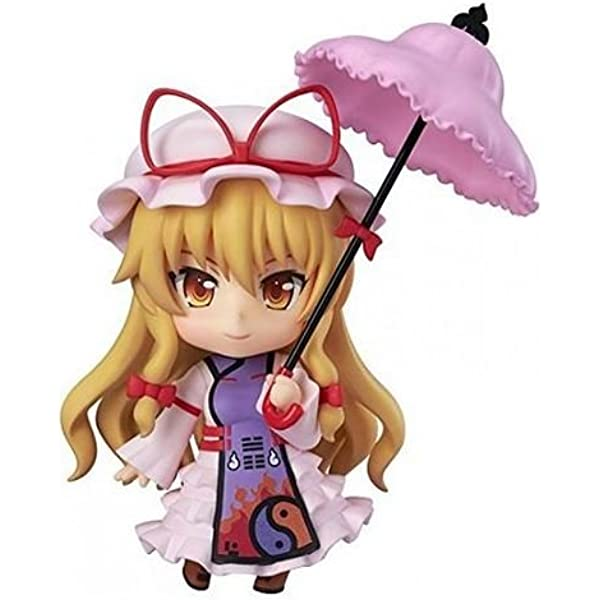Good Smile Touhou Project Yukari Yakumo Nendoroid Action Figure Action Toy Figures Amazon Canada