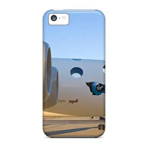 Fashionable Style Case Cover Skin For Iphone 5c- Vms Eve Bow