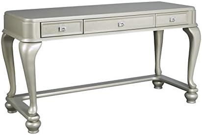 Ashley Furniture Coralayne Bedroom Vanity in Silver