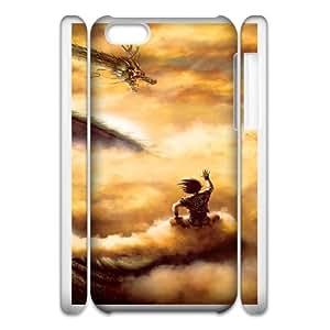 5 iPhone 6 4.7 Inch Cell Phone Case 3D Dragon Ball Z FRGAG6410917614766